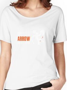 Arrow in the Knee Women's Relaxed Fit T-Shirt
