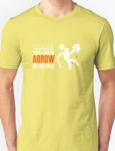 Arrow in the Knee T-Shirt