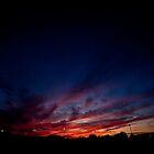 Night Sky by designandframe