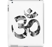 Retro om sign iPad Case/Skin