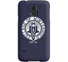College of Winterhold Est. 1E (white) Samsung Galaxy Case/Skin