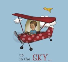 Up in the Sky Kids Clothes
