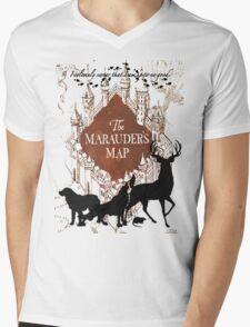 Up to no good Mens V-Neck T-Shirt