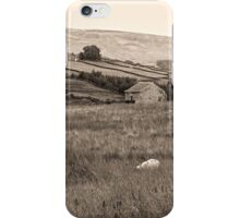 """""""The Dales"""", North Yorkshire, England iPhone Case/Skin"""
