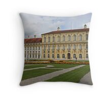 Schloß Oberschleißheim - Munich, Germany Throw Pillow