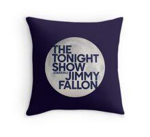 Tonight Show Starring Jimmy Fallon Throw Pillow