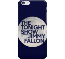 Tonight Show Starring Jimmy Fallon iPhone Case/Skin