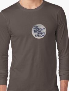 Tonight Show Starring Jimmy Fallon Long Sleeve T-Shirt