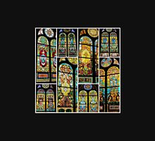 First Presbyterian Church of Hudson Falls - The Windows! Unisex T-Shirt