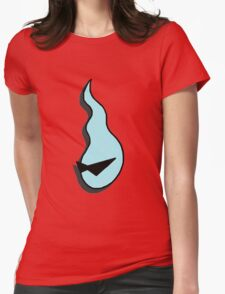 Sissel from 'Ghost Trick' Womens Fitted T-Shirt