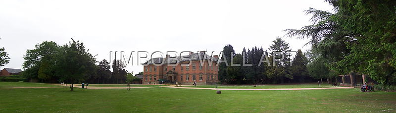 Tredegar House, Newport, South Wales, UK by photomodern