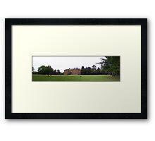 Tredegar House, Newport, South Wales, UK Framed Print