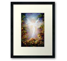 """Apparition 11"" Framed Print"