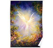 """Angel Descending"" Poster"