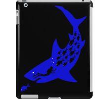 Shark In The Dark iPad Case/Skin