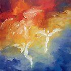 """Angels Descent"" by MarinaPetro"