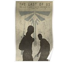 The Last Of Us Game Poster Poster