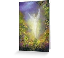 """Blessing Angel"" Greeting Card"