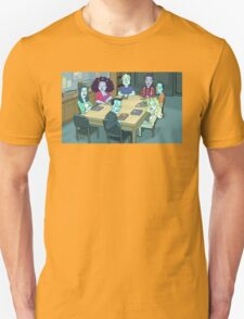 Community Study Group Rick and Morty edition Unisex T-Shirt