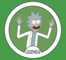 Rick and Morty: AIDS! by snesfreak
