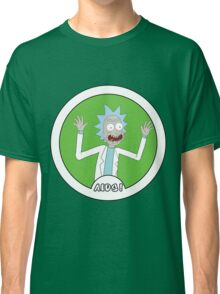 Rick and Morty: AIDS! Classic T-Shirt