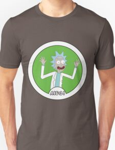 Rick and Morty: AIDS! Unisex T-Shirt