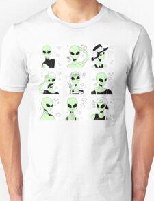 All aliens Unisex T-Shirt