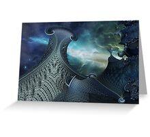 Solaris Greeting Card