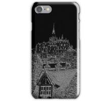 Mont Saint Michel #6 iPhone Case/Skin