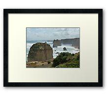 Great Ocean Road # 3 Framed Print