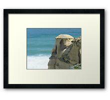 Great Ocean Road # 4 Framed Print