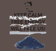 Keep Calm Bosnian Pyramid One Piece - Short Sleeve