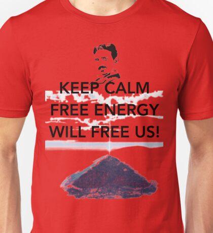 Keep Calm Bosnian Pyramid Unisex T-Shirt
