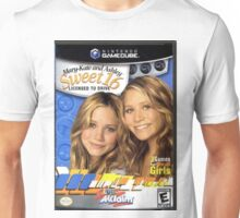 Mary Kate and Ashley Sweet 16 Licensed to Drive Unisex T-Shirt