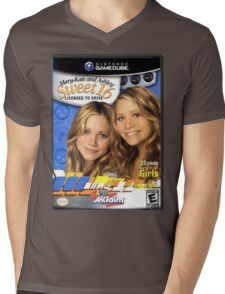 Mary Kate and Ashley Sweet 16 Licensed to Drive Mens V-Neck T-Shirt