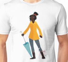 A Witch and her Familiar Unisex T-Shirt