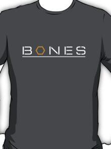 bones tv show series retro T-Shirt