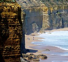 Great Ocean Road # 7 by Virginia McGowan