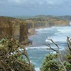 Great Ocean Road # 8 by Virginia McGowan