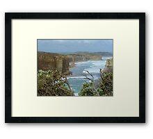 Great Ocean Road # 8 Framed Print