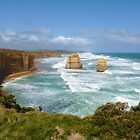 Great Ocean Road Victoria Australia # 9 by Virginia McGowan