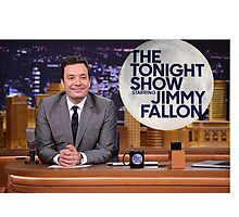 Tonight Show Jimmy Fallon Photographic Print