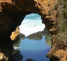 Great Ocean Road # 11 by Virginia McGowan
