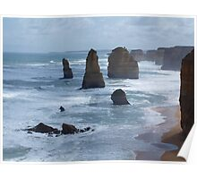 Great Ocean Road # 12 Poster