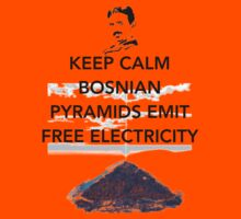 Keep Calm Free Pyramid Energy Kids Clothes