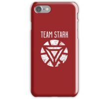 Team Stark - Civil War iPhone Case/Skin