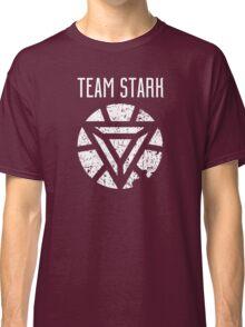 Team Stark - Civil War Classic T-Shirt