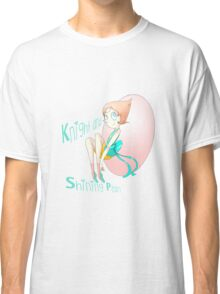 Knight and Shining Pearl Classic T-Shirt