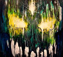 Skeletal Nebulosity by captainlaziness