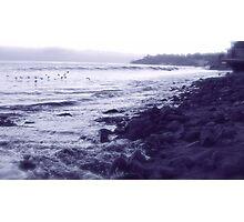 A Strand on a Dreamy Beach Photographic Print
